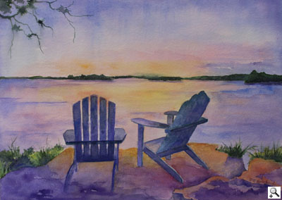 Adirondack Chairs from Singer