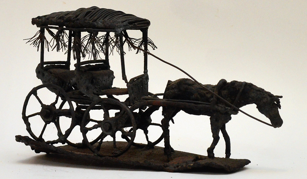 Horse Carriage, Merchant