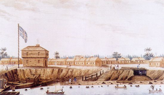 1804_York_Barracks_Lake_Ontario