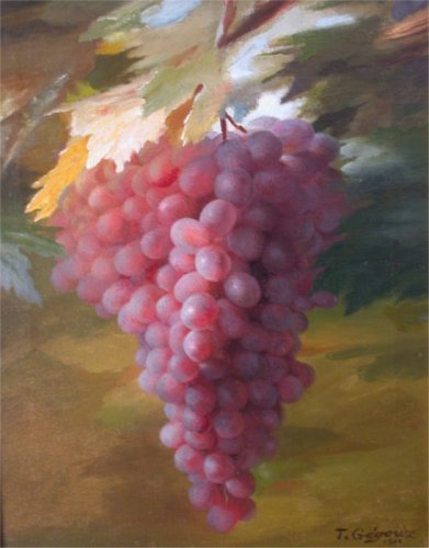 Bunch-of-Grapes(1912)s