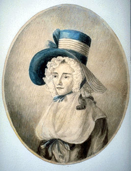 "Elizabeth Simcoe, ""First Lady of Upper Canada."" 1792-96"