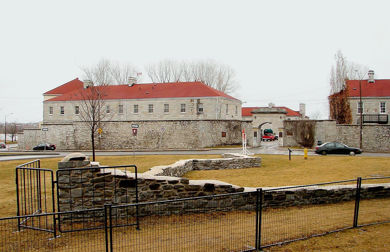Fort Frontenac, Kingston Ont.