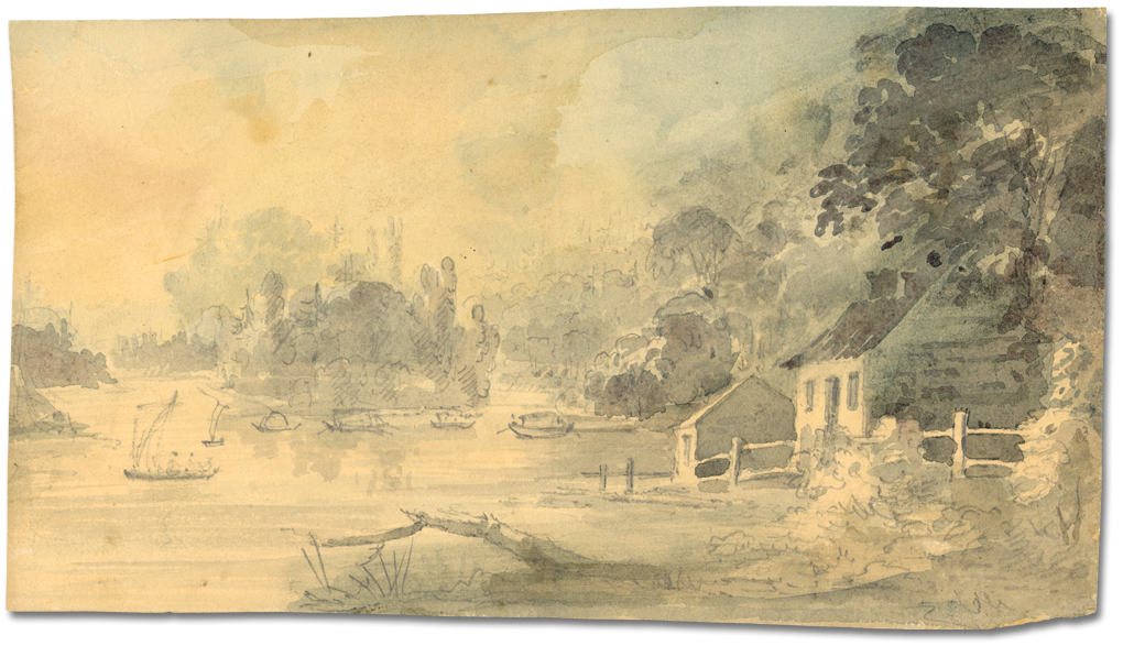Presqu'ile,_Bay_of_Quinte,_by_Elizabeth_Simcoe